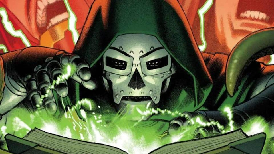 #ComicBytes: Interesting facts about Victor von Doom (Doctor Doom)