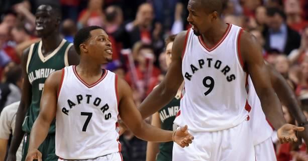 Basket - NBA - Kyle Lowry et les Toronto Raptors reviennent à hauteur de Milwaukee en remportant le match 2