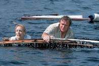 <p>This happened: In the midst of a storied career, and on his fourth Oscar try, Caine was denied the opportunity to pick up his first statuette, for<i> Hannah and Her Sisters</i>, because he was stuck in the Bahamas filming <i>Jaws: The Revenge</i>. <br></p><p>(<i>Jaws: The Revenge</i>; photo by Everett Collection)</p>