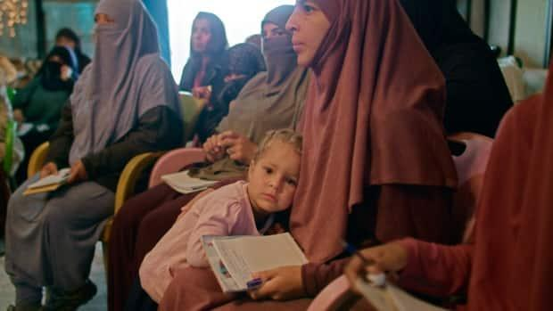 Alba Sotorra Clua says she hopes her documentary will once again highlight the plight of Kimberly Polman and others to people in the western world so they can have a different look at the issues faced by ISIS women.