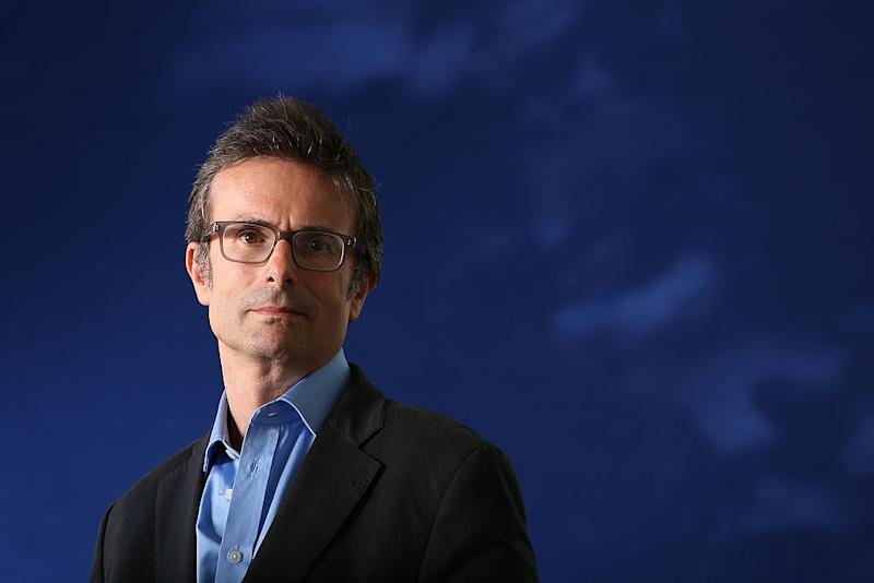 As we enter the sixth week of lockdown, the evening news is generating some interesting crush fodder. Exhibit A: ITV's Robert Peston (above)