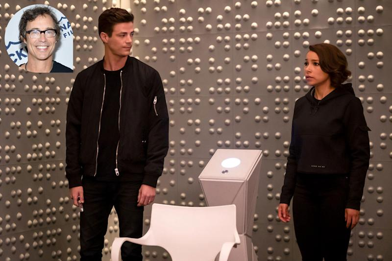 The Flash's Tom Cavanagh teases 'seminal' Barry-Nora moment in 100th episode
