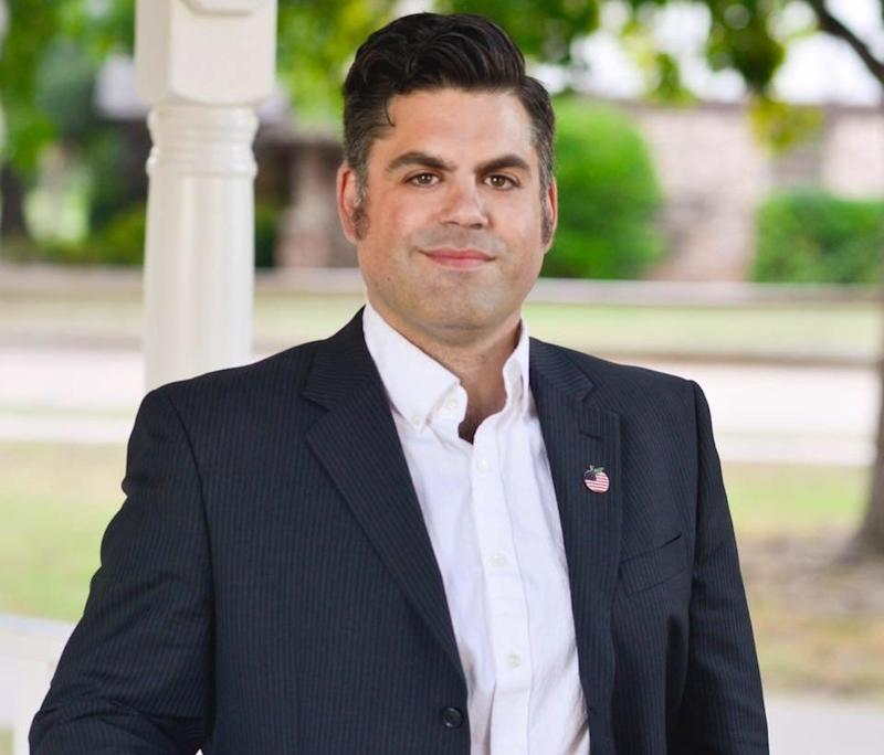 Jacob Rosecrants, a schoolteacher from Norman, Oklahoma, was elected to represent District 46 in Oklahoma's House of Representatives.