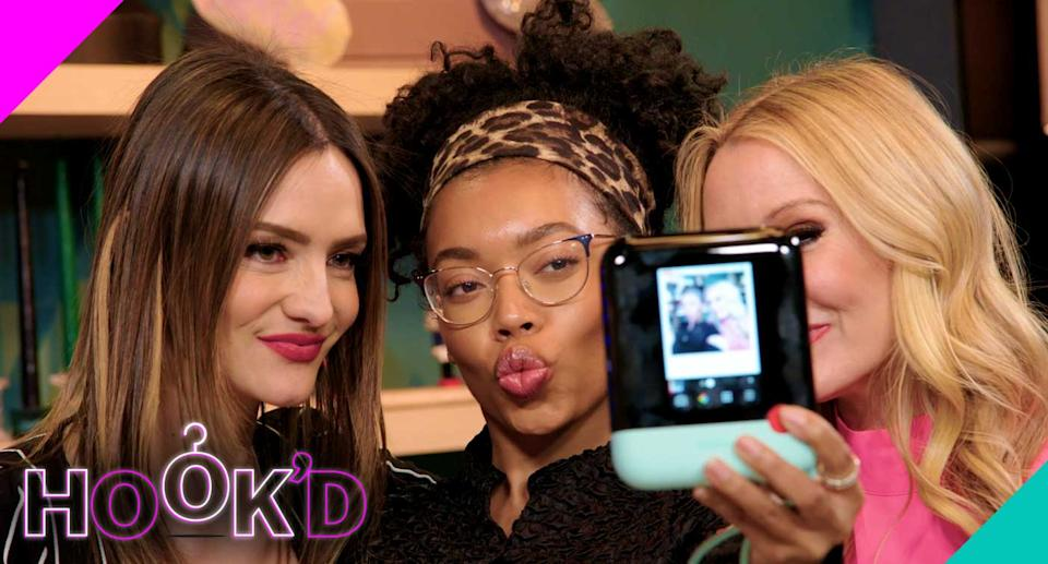 Your selfies have never looked better. (Photo: Yahoo Lifestyle)