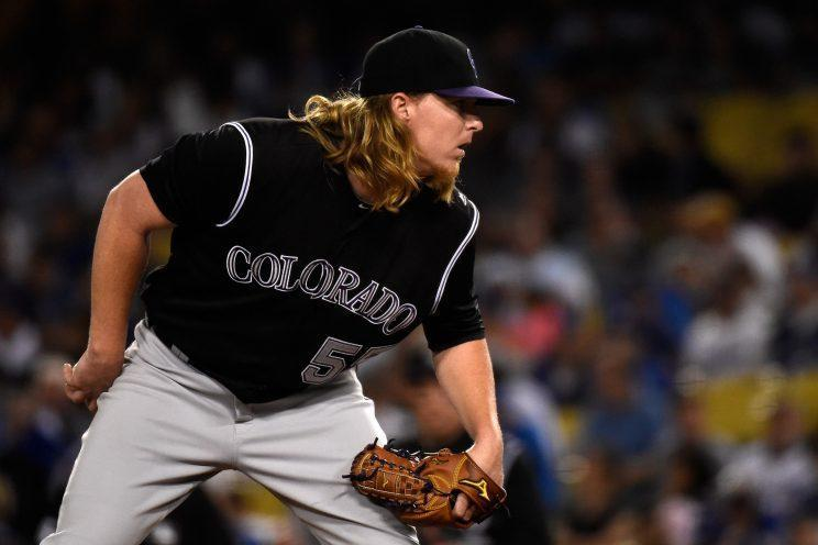 The Rockies may finally have an ace in Jon Gray. (Getty Images)