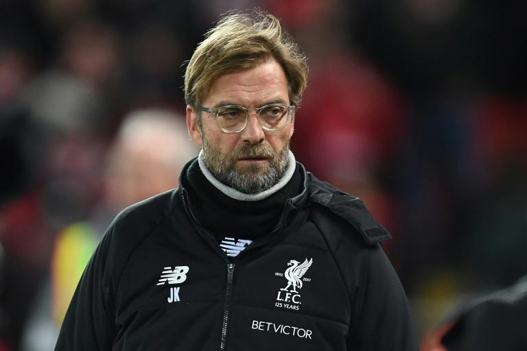 Liverpool manager Jurgen Klopp's side have drawn successive games against Everton and West Brom which dampened spirits followed a stunning 7-0 Champions League humbling of Spartak Moscow