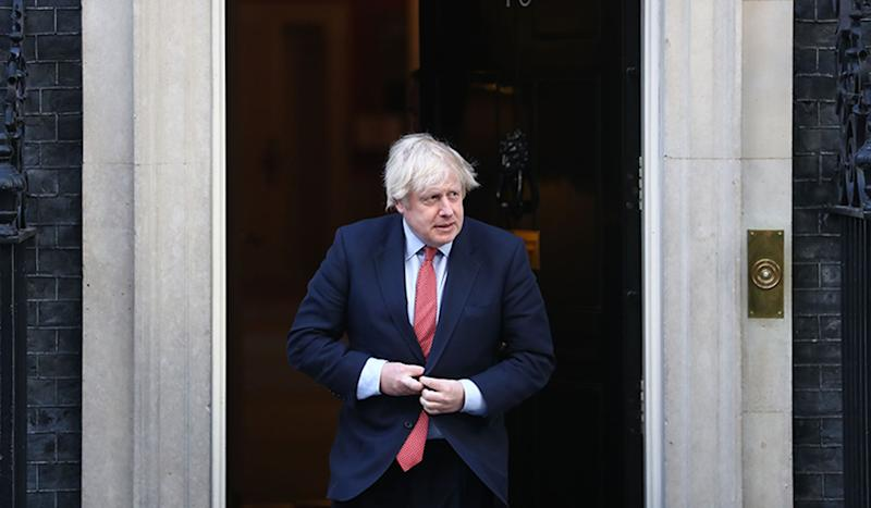 Johnson Looks Past Crisis With Payday for English Schools