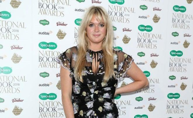 Dolly Alderton attends the National Book Awards in 2018 (Getty Images)