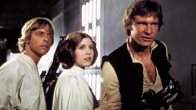 If you have $211 spare, you could have your photo taken with Luke and Leia.