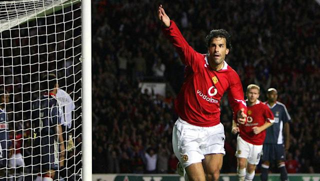 <p><strong>Number of Champions League goals: 56</strong></p> <br><p>The dependable Dutch frontman simply loved scoring goals; whether it was in Europe or at home, Ruud van Nistelrooy was always on hand to get on the scoresheet, so it should come as no surprise to see him so high up on this list. </p> <br><p>After a handful of goals in the Champions League with PSV Eindhoven, Ruud then really earned his stripes with both Manchester United and Real Madrid.</p>