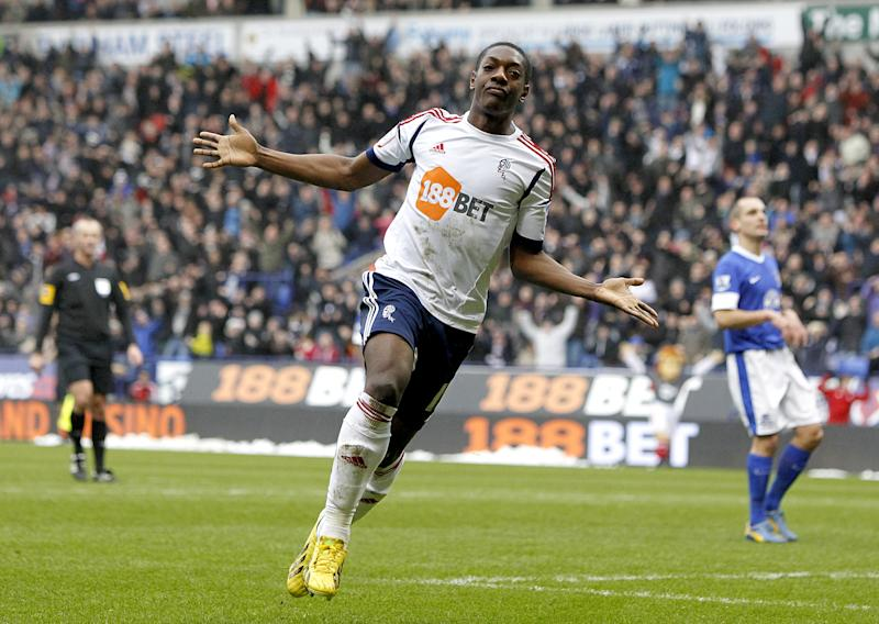 Sordell joined Bolton Wanderers from Watford. (Credit: Getty Images)