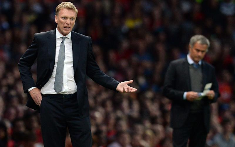 Moyes says Manchester United is a 'big beast' and whoever is in charge needs time - AFP/Getty Images