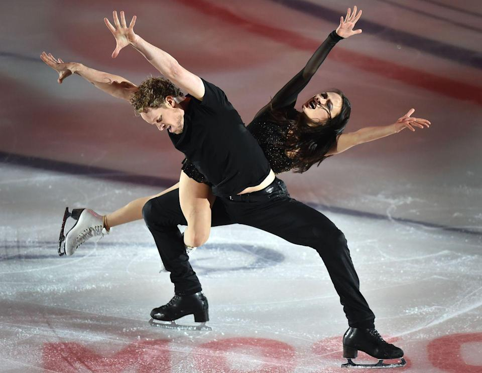 """<p><strong>Age: </strong>28</p><p><strong>Hometown:</strong> Northville, MI</p><p><strong>Event: </strong>Ice Dancing</p><p>For Chock to pull off her routine so effortlessly, she has to count on the strength and precision of her partner, Evan Bates. To keep his blood sugar up during practice, Bates often keeps sports drinks and snacks on hand at the rink. The pair isn't big on restaurant meals unless they're short on time and energy. """"We try to cook at home as best we can because it's healthier and more cost-effective,"""" he says.</p>"""