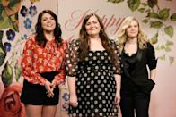 <p>are all nominated for outstanding supporting actress in a comedy series for <em>Saturday Night Live.</em></p>