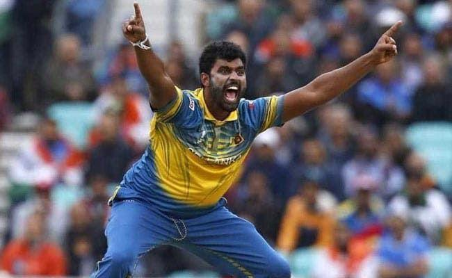 Thisara Perera played 4 matches for Kochi Tuskers Kerala in IPL