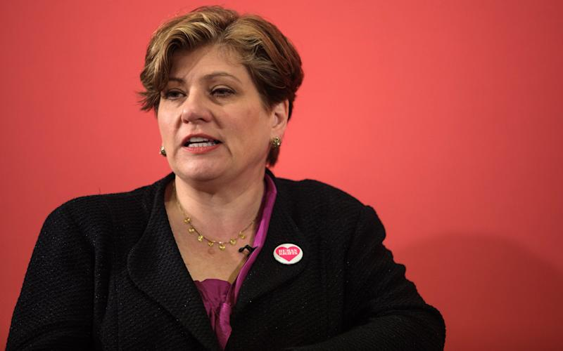 Shadow Foreign Secretary Emily Thornberry - Credit: Jack Taylor/Getty