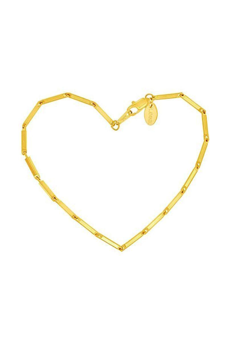 """<p><strong>LIFETIME JEWELRY</strong></p><p>amazon.com</p><p><strong>$16.95</strong></p><p><a href=""""https://www.amazon.com/dp/B08HVYQ1RX?tag=syn-yahoo-20&ascsubtag=%5Bartid%7C10056.g.36664390%5Bsrc%7Cyahoo-us"""" rel=""""nofollow noopener"""" target=""""_blank"""" data-ylk=""""slk:Shop Now"""" class=""""link rapid-noclick-resp"""">Shop Now</a></p><p>Classic enough to wear alone but versatile enough to be stacked with all your other favorite anklets. A win-win. </p>"""