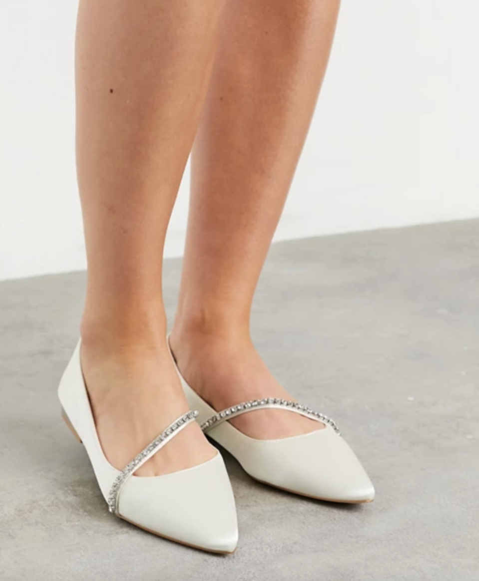 Be Mine 'Raey' Flats (Photo via ASOS)