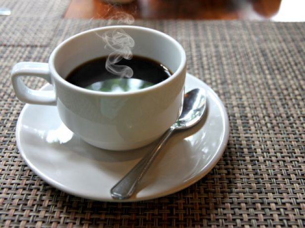 <p>While some people seem able to down a late-night espresso without losing a wink of sleep, most are not so lucky. If caffeine affects your sleep, try not to have any later than six hours before bedtime.</p>