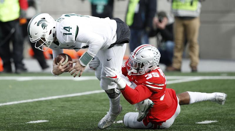 How To Watch Ohio State Vs Michigan State Live Stream Tv Channel