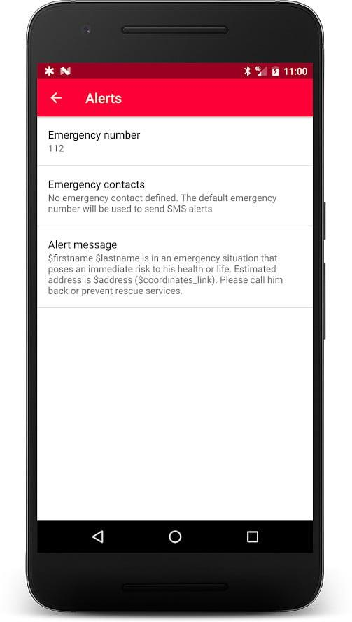 the best emergency apps for ios and android medical id app alerts 3