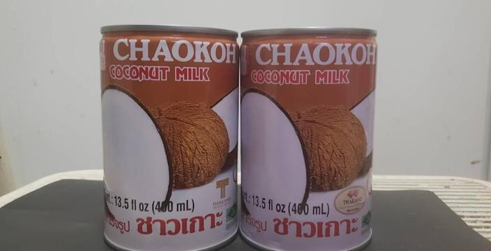 People for the Ethical Treatment of Animals is asking American grocery chains to quit selling coconut milk made by Chaokoh, a Thailand company. PETA says Chaokoh abuses monkeys used to pick the coconuts.