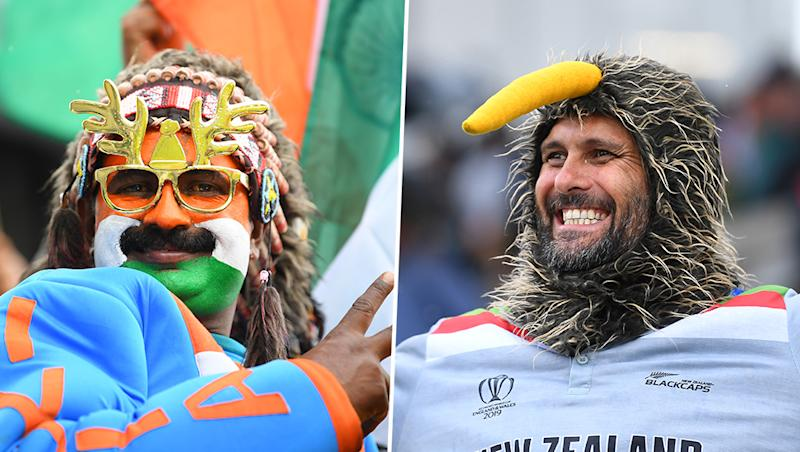 Bring On The Fan Battle in Manchester! ICC Shares Message For Fans Ahead of India vs New Zealand CWC 2019 Semi-Final Encounter on Reserve Day