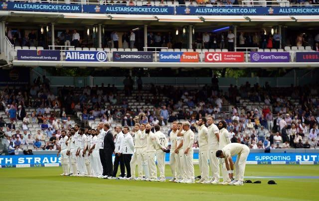 England v India – cinch Second Test – Day One – Lord's