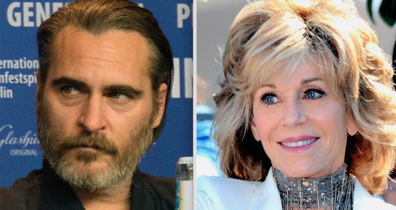 Joaquin Phoenix to join Jane Fonda at climate change rally