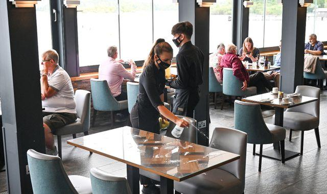 Eat Out to Help Out scheme leads to 64 million meals claimed in three weeks