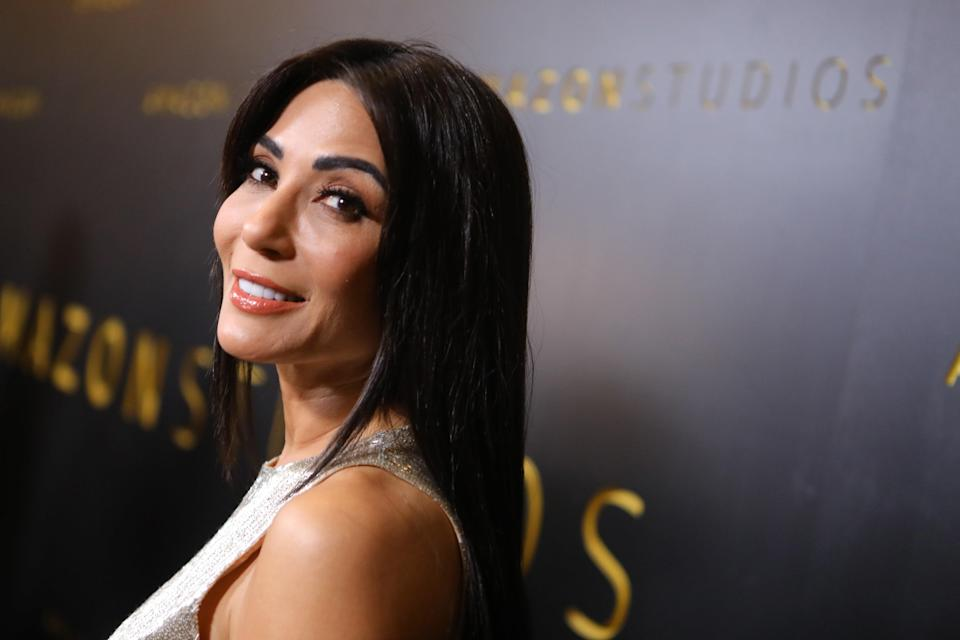 "While newcomers may only know Marisol Nichols as Hermione Lodge on <em>Riverdale</em>, she's been paving the way for Latinx actors on television dramas since 1996. She's worked on shows like <em>Beverly Hills, 90210</em>, <em>Resurrection Blvd.</em>, <em>24</em>, and more. Her IRL experience as an undercover sex trafficking agent is set to be <a href=""https://deadline.com/2020/08/marisol-nichols-undercover-sex-trafficking-agent-sony-1203027844/"" rel=""nofollow noopener"" target=""_blank"" data-ylk=""slk:produced by Sony"" class=""link rapid-noclick-resp"">produced by Sony</a> as a series."