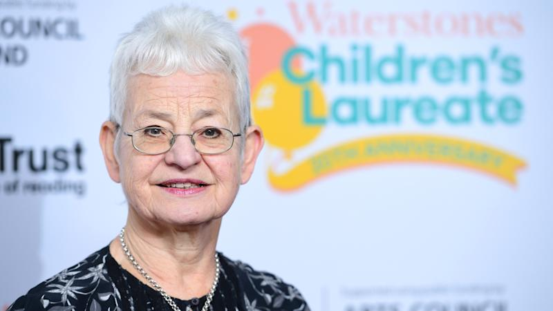 Author Jacqueline Wilson reveals she is gay