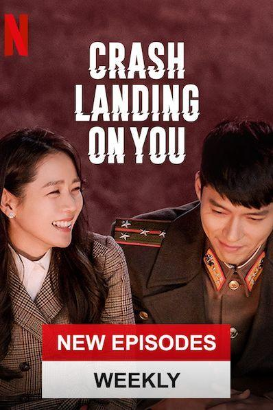 """<p>One of the newest Korean dramas that's garnered <a href=""""https://www.soompi.com/article/1382226wpp/crash-landing-on-you-achieves-4th-highest-ratings-in-tvn-history"""" target=""""_blank"""">tons of views</a> in Korea, <em>Crash Landing On Yo</em><em>u</em> actually features actors from <em>Parasite. </em>A dramatic love story, the series tells the tale of a South Korean heiress to a large conglomerate who, while paragliding, accidentally crash-lands in North Korea. But don't worry, she meets a North Korean army officer who protects her and they begin a love story despite political strife.<br></p>"""