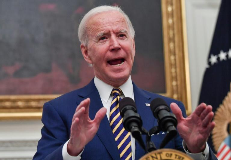 US President Joe Biden's efforts to get Congress to cooperate on his agenda could be complicated by Donald Trump's impeachment trial