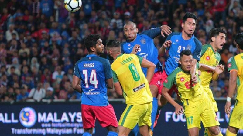 JDT 2 Kedah 1: Sweet return for Antonio clinches first cup for JDT
