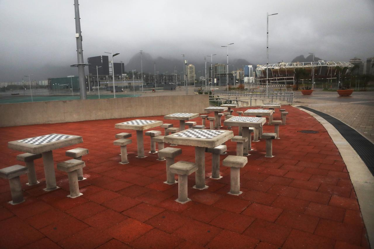 <p>But no one is playing chess here.</p>