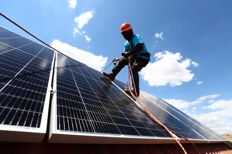 Rooftop revolution: Coronavirus chill upends solar power industry