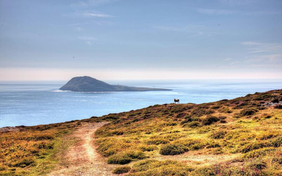 The crossing to Bardsey can be treacherous - Getty