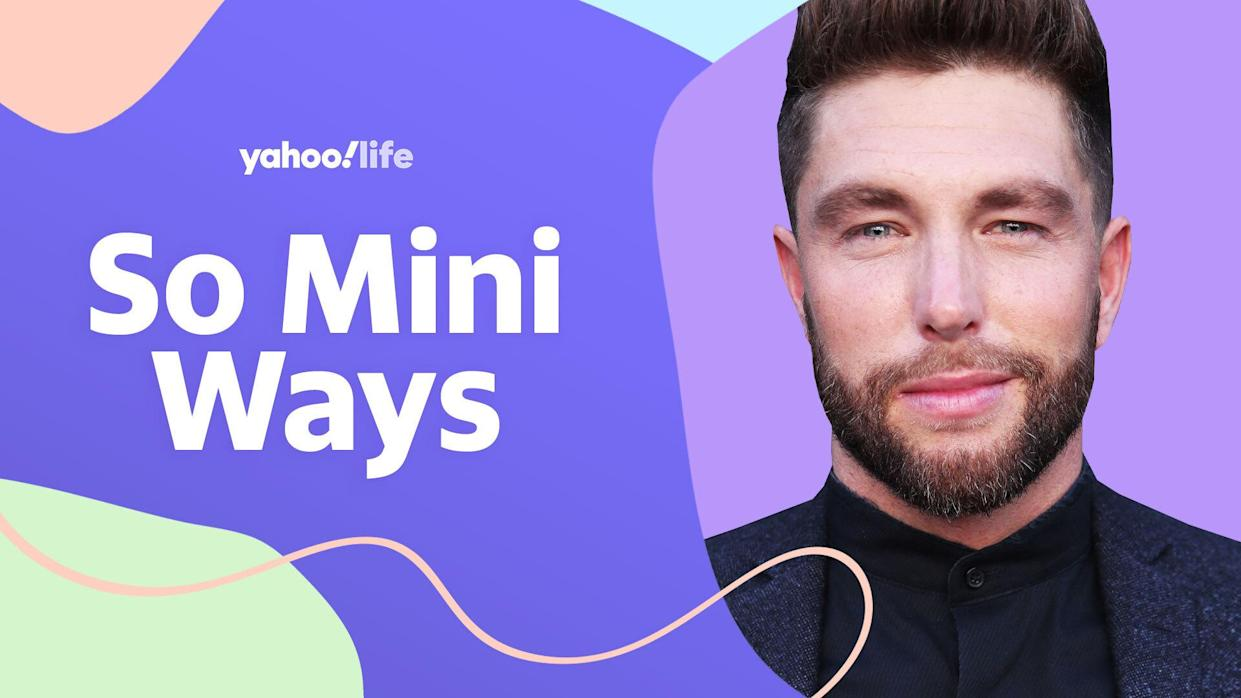 Chris Lane opens up about life as a new dad with wife, Lauren Lane. (Photo: Getty Images; designed by Quinn Lemmers)