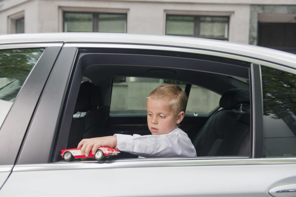 Parents are confused about car seat safety [Photo: Getty]