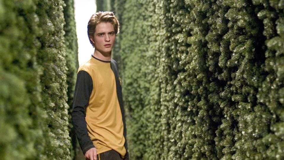 Robert Pattinson in Harry Potter and the Goblet of Fire