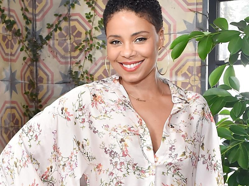 The Real Reason Sanaa Lathan Buzzed Off Her Long Hair