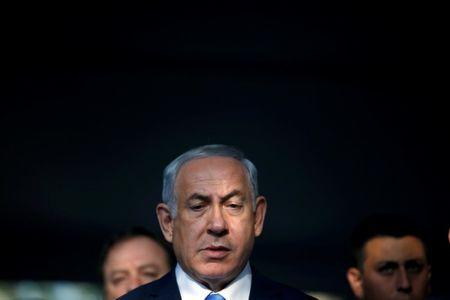 Israeli police question Netanyahu in corruption caseMore