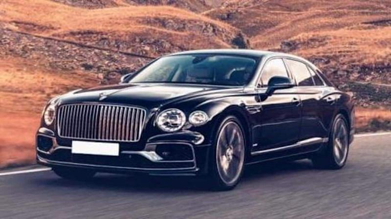Bentley introduces new styling package for its Flying Spur sedan