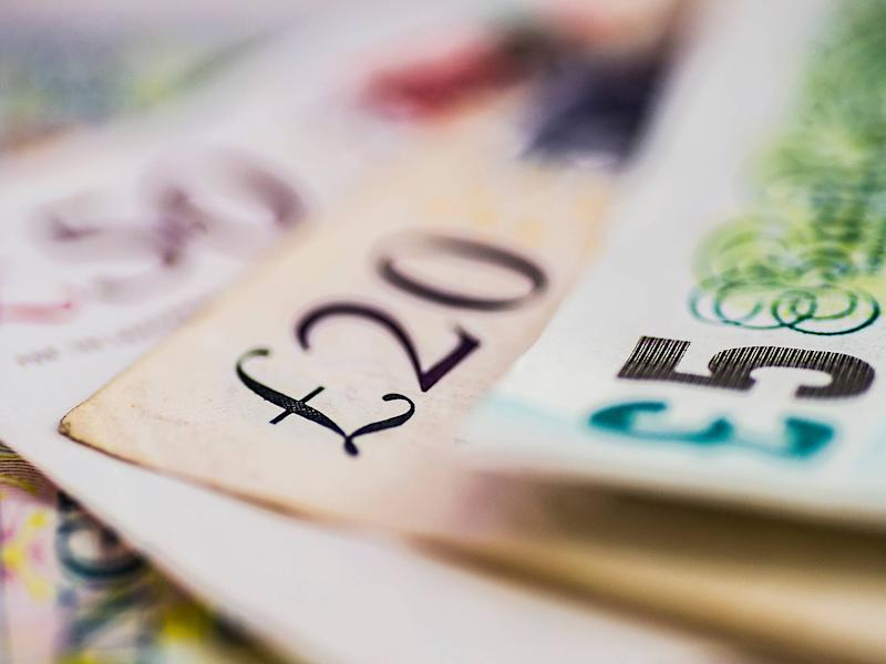The money in your pocket will be affected by legislation coming in on 6 April: iStockphoto