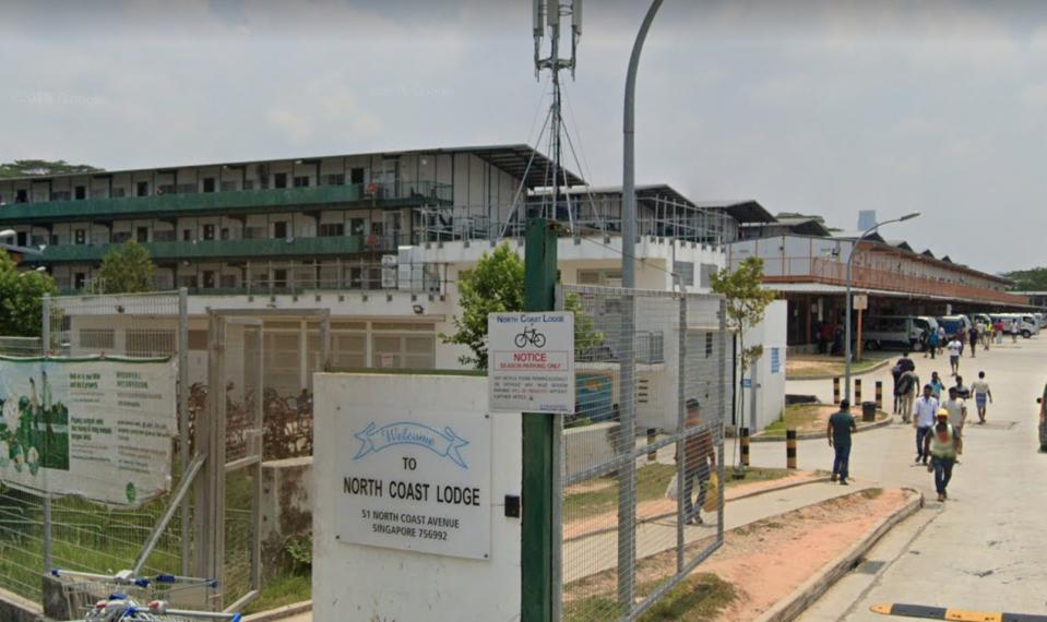 North Coast Lodge, gazetted as isolation area to curb the spread of COVID-19. (PHOTO: Screenshot/Google Maps)