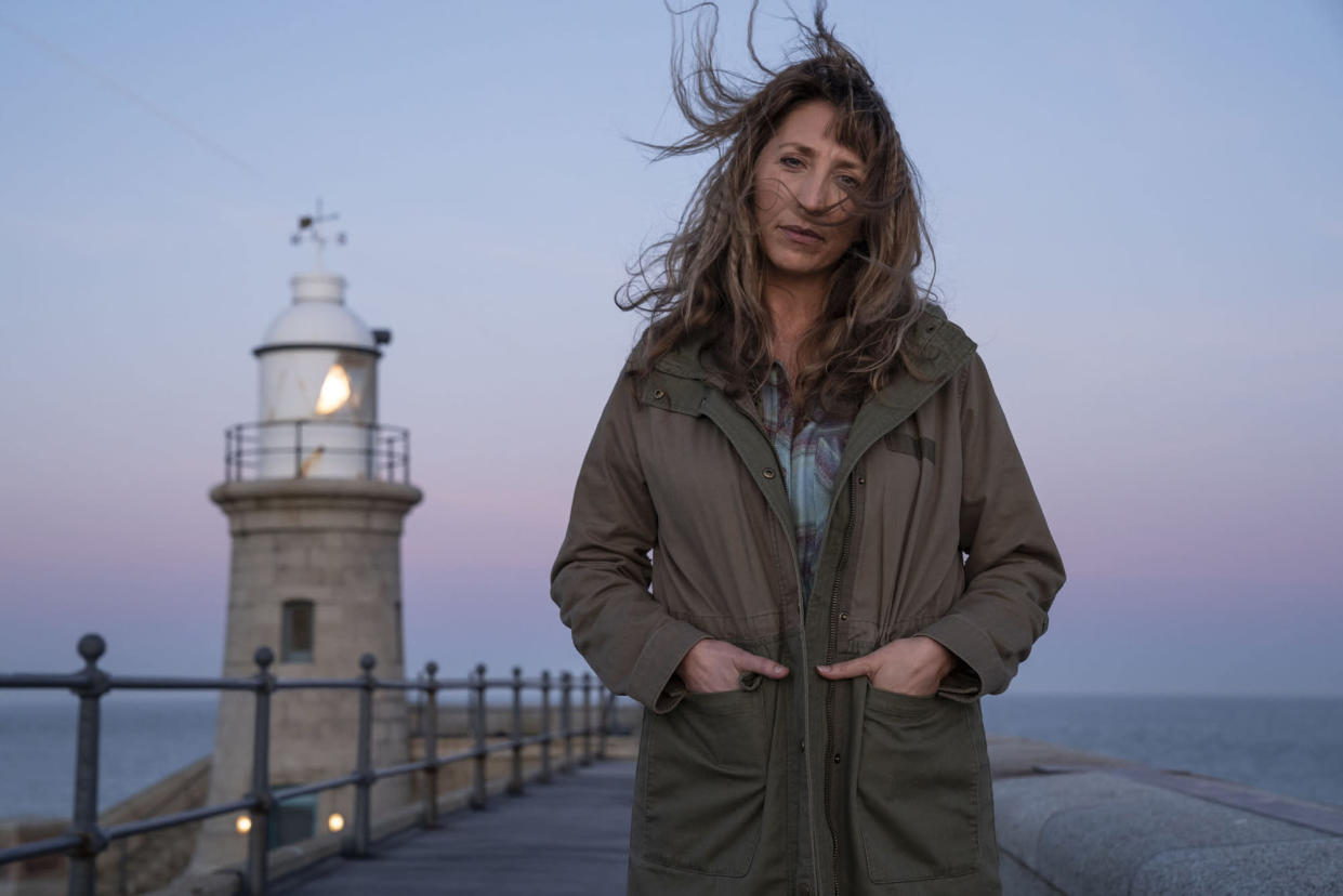 Programme Name: Back To Life Series 2 - TX: 31/08/2021 - Episode: n/a (No. n/a) - Picture Shows:  Miri Matteson (DAISY HAGGARD) - (C) Two Brothers Pictures - Photographer: Luke Varley