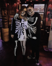"""<p>Your hipbones will be connected all night long in these skeleton outfits.</p><p><a class=""""link rapid-noclick-resp"""" href=""""https://www.amazon.com/Just-Love-Onesies-Pajamas-Skeleton/dp/B01I0Q2PKS/?tag=syn-yahoo-20&ascsubtag=%5Bartid%7C10072.g.27868801%5Bsrc%7Cyahoo-us"""" rel=""""nofollow noopener"""" target=""""_blank"""" data-ylk=""""slk:SHOP SIMILAR"""">SHOP SIMILAR</a></p>"""