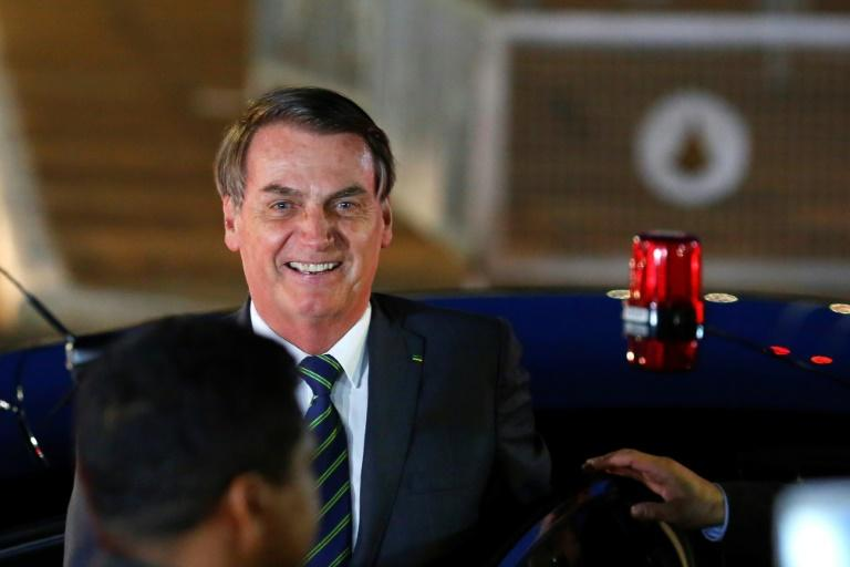 Brazilian President Jair Bolsonaro's government is reported to be pushing a proposal to open indigenous lands to oil and gas exploration and construction of hydroelectric dams