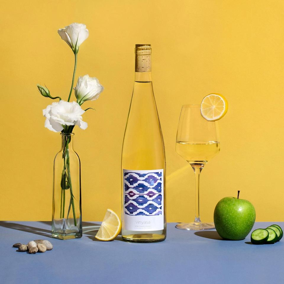 """My wife, Courtney, doesn't drink too much wine, but Winc would help not only take her mind off of things—it would be great to diversify the spectrum of wines she drinks and be a fun way to learn about the kinds of blends that are out there. A glass would definitely be a calming way to help her wind down while things are especially stressful. <em>—Keith Glenna, husband of</em> <em>an</em> <em>R.N.</em> $39, Winc. <a href=""""https://www.winc.com/"""" rel=""""nofollow noopener"""" target=""""_blank"""" data-ylk=""""slk:Get it now!"""" class=""""link rapid-noclick-resp"""">Get it now!</a>"""